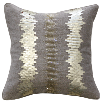 23313C | 23313FC  Crystalize - Grey-Gold