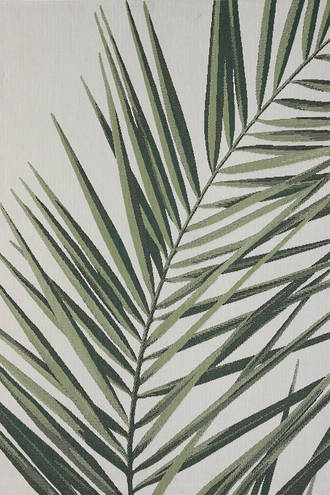 Royal Palm - Cream-Green
