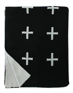 21183T Crosses - Black/Grey