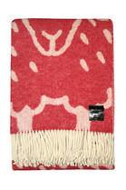 21193T Flock Of Sheep Throw - Red