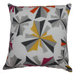 21994C Opulent Geometric - White/Multi