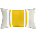 22658C Drift Stripe - Golden Yellow-Taupe