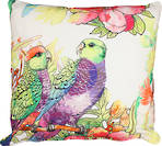 22968C Tropical Aviary - White / Multi