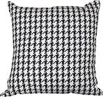22986C Metro Houndstooth - Black/White