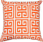 22997C Metro Maze - Orange/White