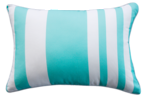 23098C River Stripe - Aqua