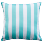 23108C Branch Stripe - Aqua