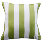 23120C Cruise Stripe - Leaf Green