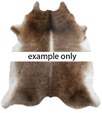 5063 Mulberi Cow Hide - Classic  - Natural Assorted