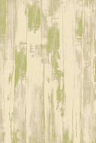 72058 Jardin Plush - Weatherboard - Lime/Cream
