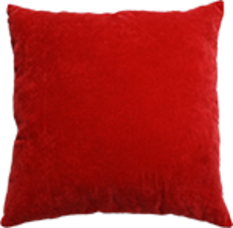21852C Majestic Velvet/Linen - Red
