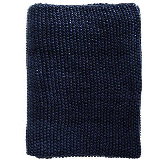 22347T Milford Moss Stitch - Navy/Black