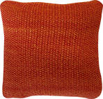 21172C Milford Moss Stitch - Red/Orange