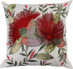 21335C NZ Pohutukawa Embroidered