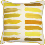 21684C Studio Painted Stripes - White/Yellow