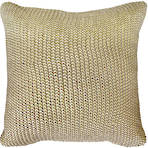 22074C Broadway Moss Stitch - Gold Foil