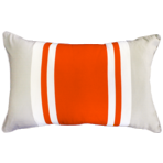22657C Drift Stripe - Blood Orange-Taupe